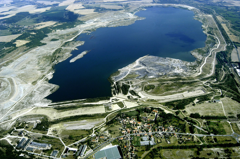 Segelrevier Berzdorfer See