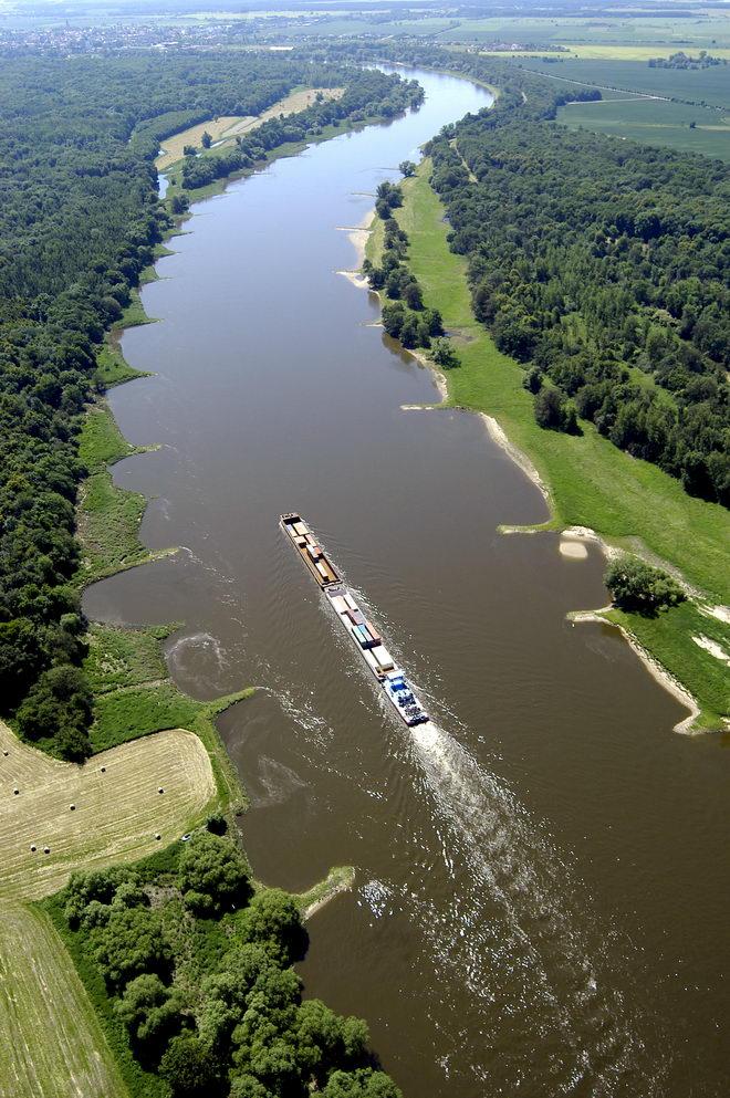 Segelrevier Elbe