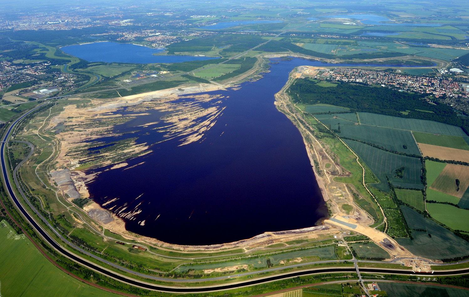 Segelrevier Zwenkauer See