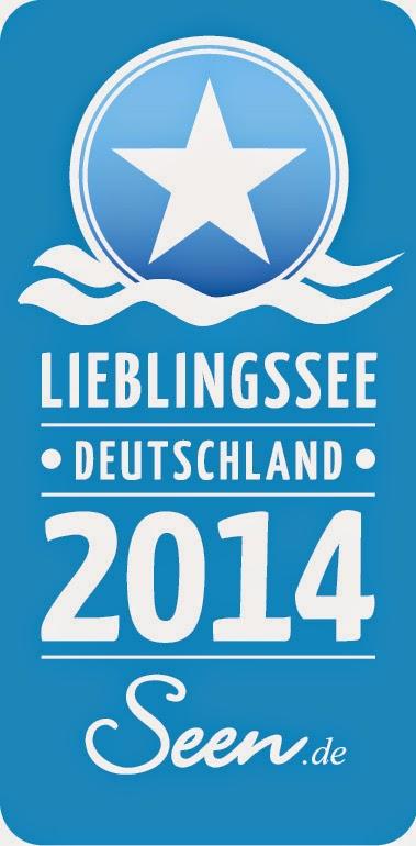Lieblingssee Deutschlands 2014