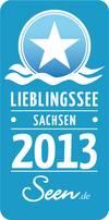 Lieblingssee Sachsens 2013