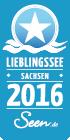 Lieblingssee Sachsens 2016