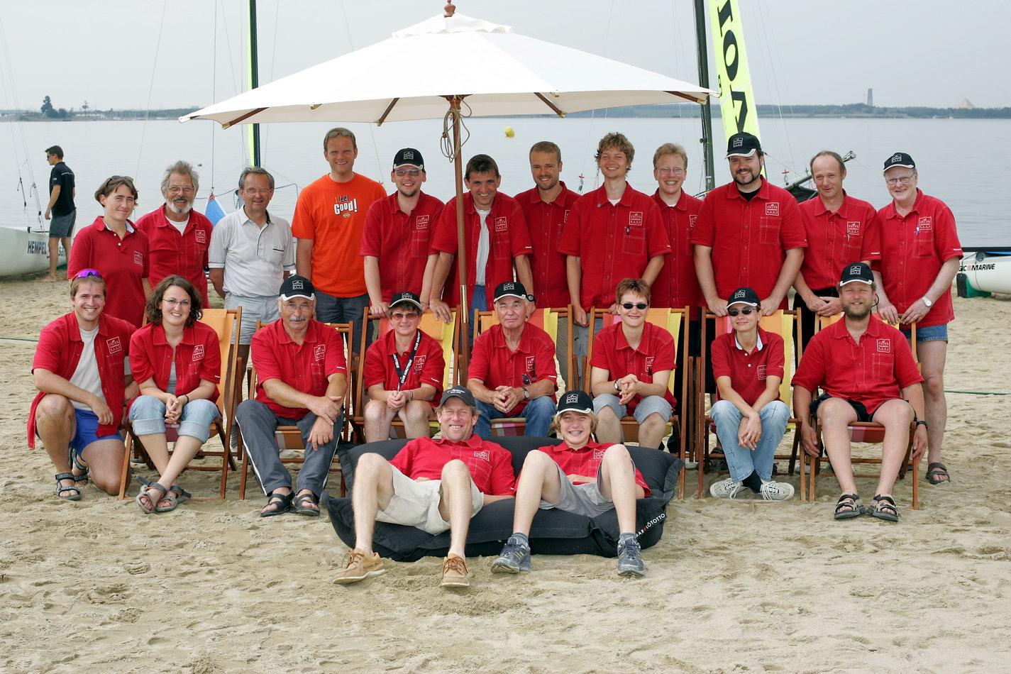 Volvo-Champions-Race Shore Crew