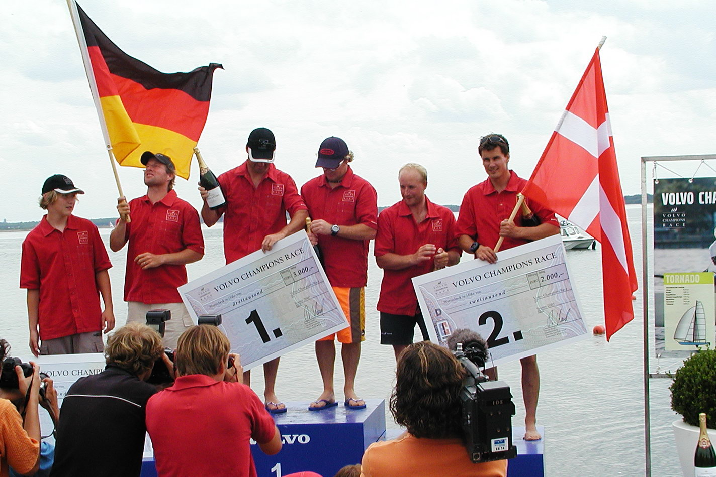 Volvo-Champions-Race
