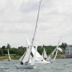 Deutsche Meisterschaft der 2.4mR auf dem Cospudener See
