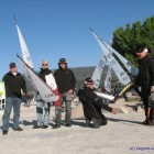 Europameisterschaft der IOM auf Cres in Kroatien 17.-24.11.2012