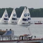 BMW Sailing Cup 14./15.5.2011 Cospudner See