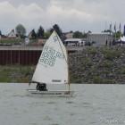 20130512 Erste Regatta auf dem Zwenkauer See