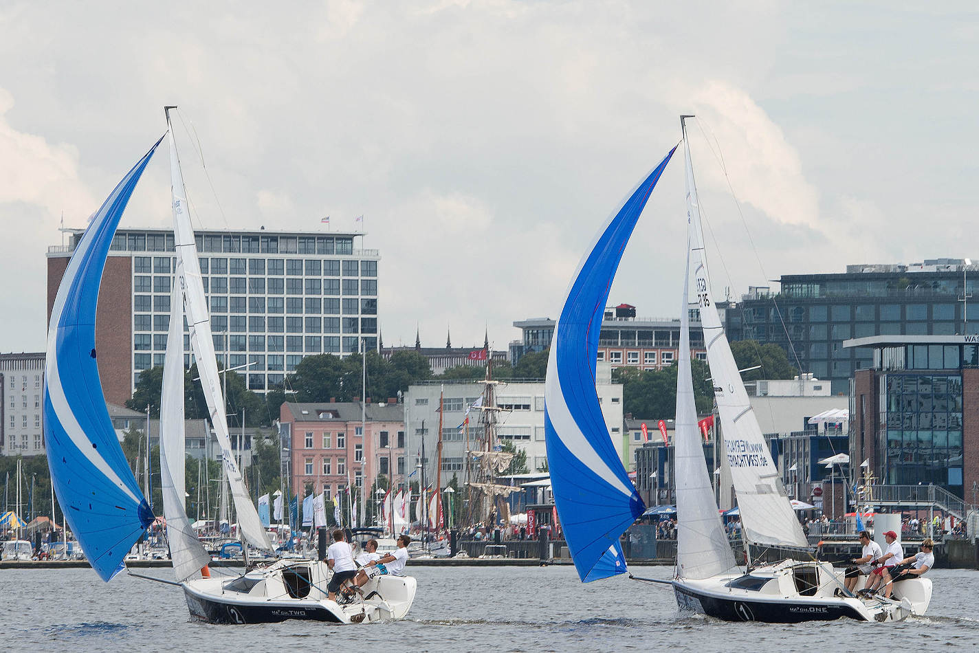 Hanse Sail TROPHY