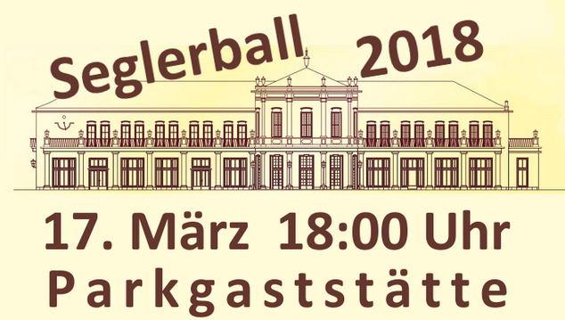 Seglerball 2018