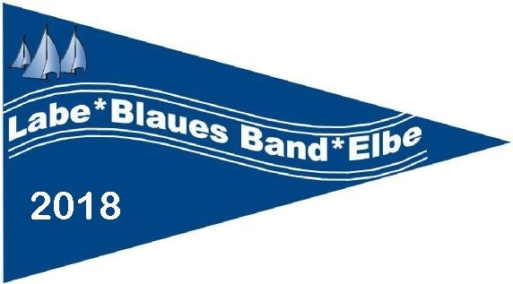 Blaues Band Elbe Labe 2018