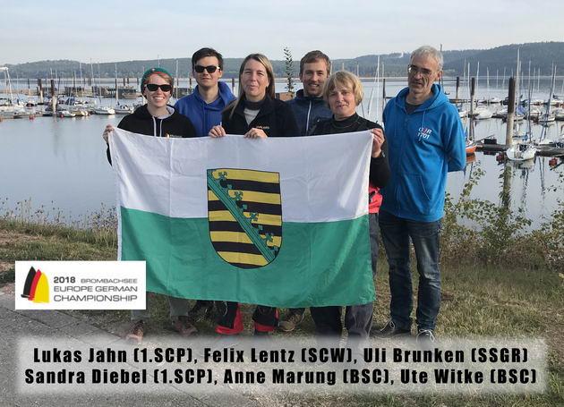 Team-Sachsen IDM 2018