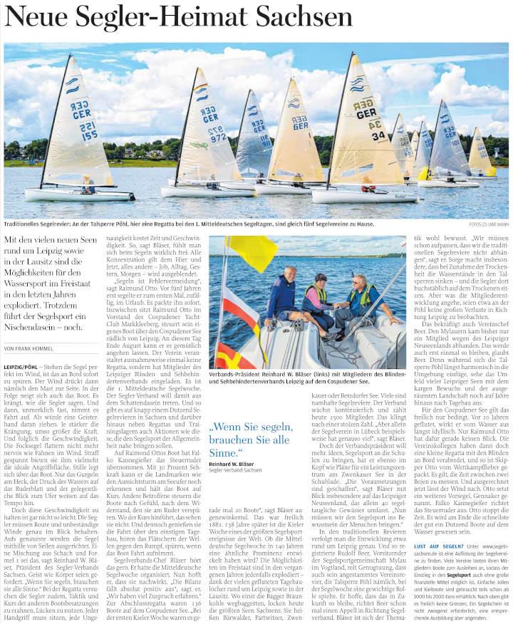 Freie Presse 02.09.2020 Seite 2
