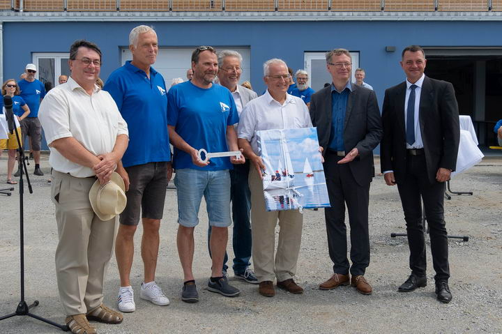 Bootshaus Partwitzer See 2021
